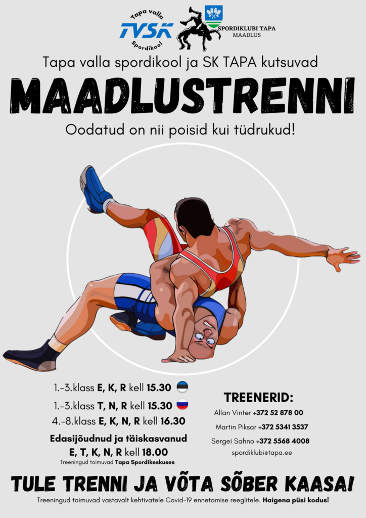 TVSK maadlus